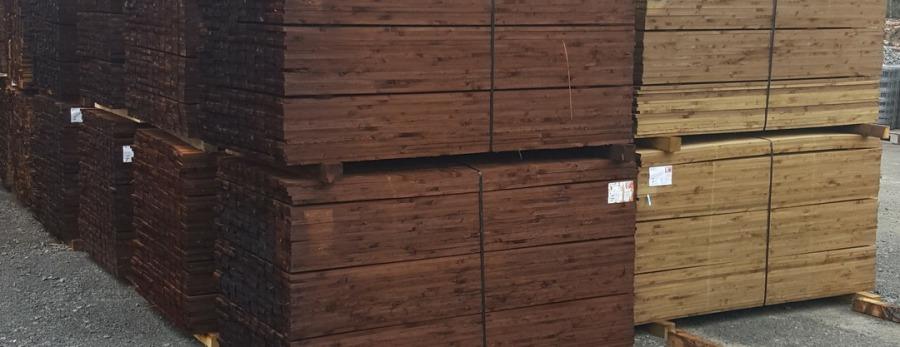 Peter Amp W E Cramb Fencing Decking Amp Landscape Timber